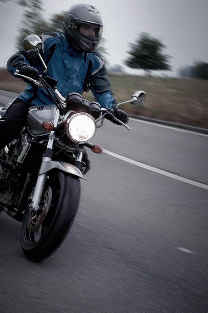 Motorrad Honda Hornet CBF 600